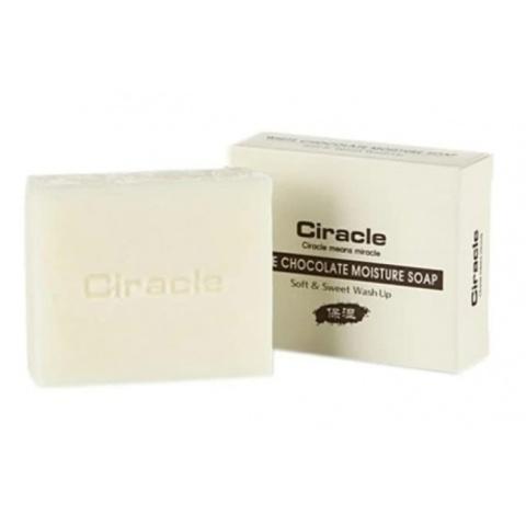 СР Moisture Мыло для умывания увлажняющее Ciracle White Chocolate Moisture Soap 100гр (10702070/0609