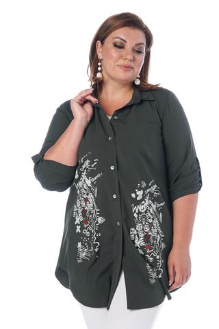 Рубашка-5215