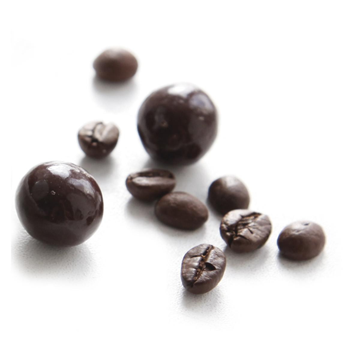 Конфеты драже Casa Rinaldi Кофе в тёмном шоколаде 200 гр