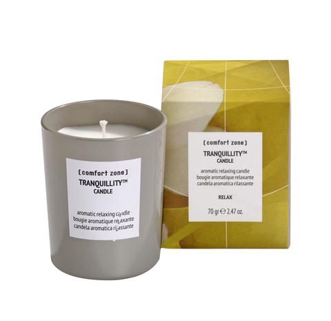 [comfort zone] Ароматическая свеча с фирменным ароматом TRANQUILLITY™