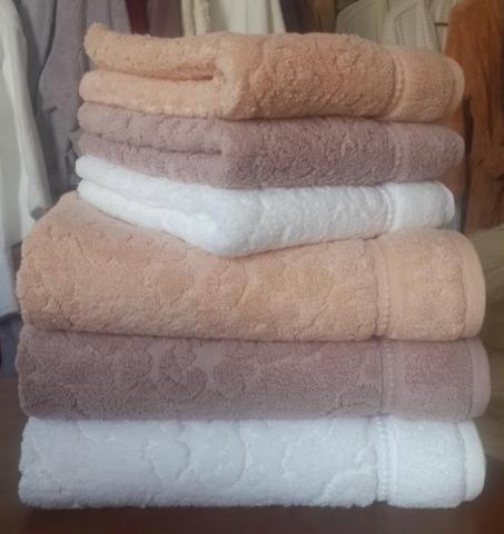 Махровое полотенце банное PERLA Buddemeyer 70х140