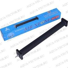 Распылитель воздуха резиновый, 4*40см с медным штуцером (ASE-502)