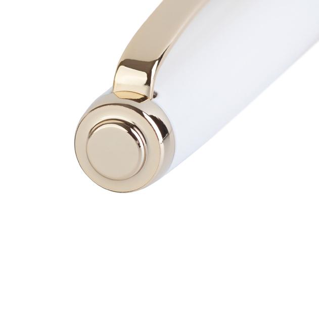 Pierre Cardin Golden - Gold/White, шариковая ручка