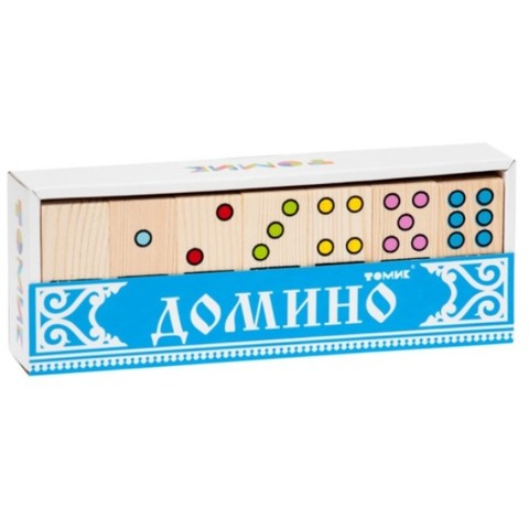 Домино Точки классическое Томик арт. 5655-2