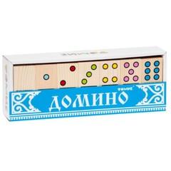 Деревянное Домино Точки, Томик