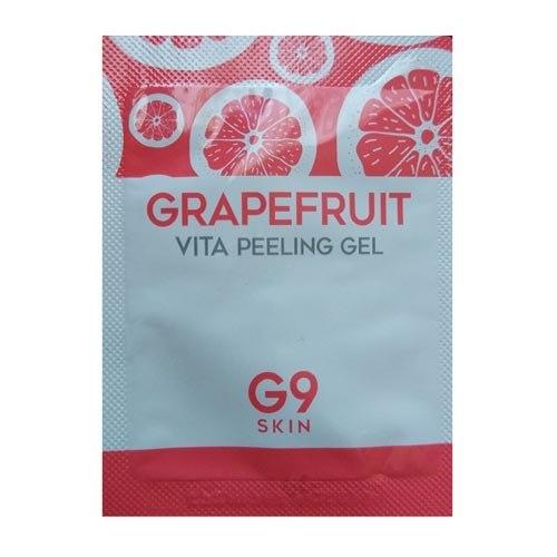 Berrisom Пилинг-гель для лица с грейпфрутом BERRISOM G9 Grapefruit Vita Peeling Gel 2 мл (пробник) 13080399065bbd2c9a0a175_original.jpg