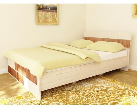 Кровать ТИРОЛЬ-2000-1600 /2152*826*1654/