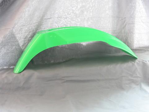 Крыло эндуро зелёное kdx125