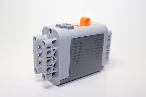 LEGO Education Mindstorms: Батарейный блок LEGO 8881 — Battery Box — Лего Образование Эдьюкейшн