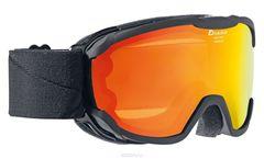 Очки горнолыжные Alpina PHEOS JR. MM black/white (black nurbs)