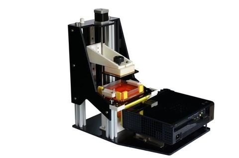 3D печать фотополимером (DLP)