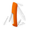Швейцарский нож SWIZA D04 Standard, 95 мм, 11 функций, оранжевый