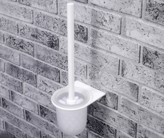 Ершик для туалета WasserKRAFT Kammel K-8327WHITE