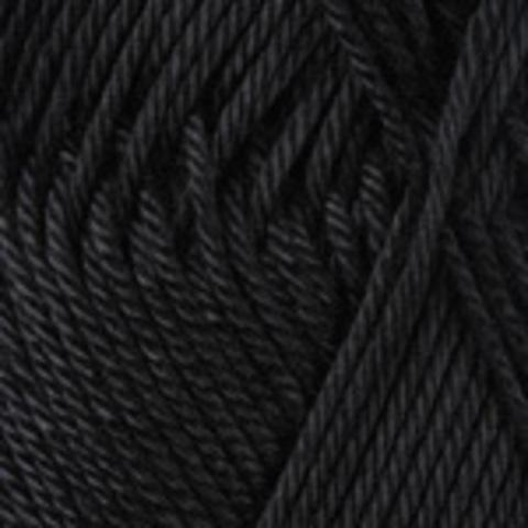 Пряжа Begonia (Бегония). Цвет: Черный. Артикул 999