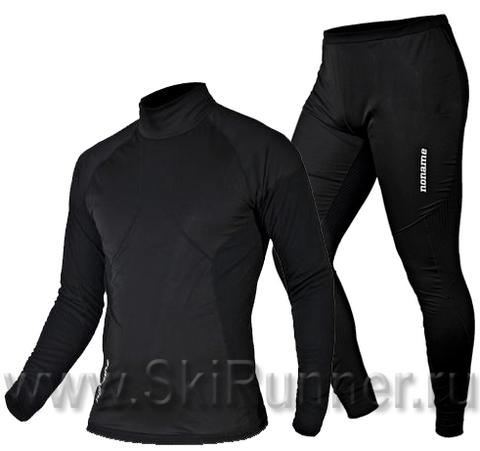 Комплект термобелья с ветрозащитой Noname Arctos WS 15-16 Underwear