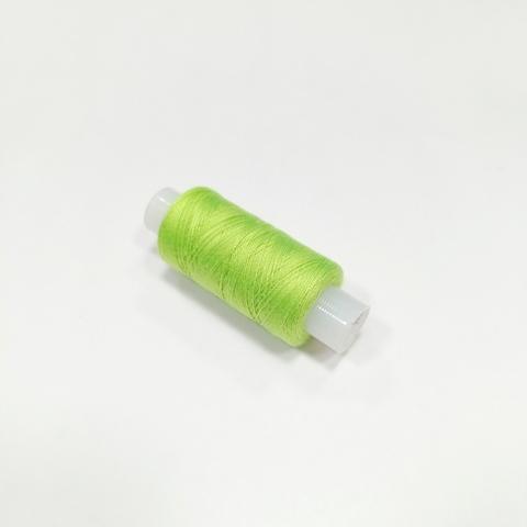 Нитки швейные 40ЛШ. Цвет Салатовый