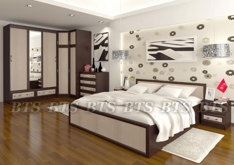 Модульная система для спальни Модерн