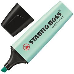 Текстовыделитель Stabilo Boss Original Pastel 70/113 бирюзовый (толщина линии 2-5 мм)