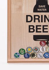Копилка для пивных крышек «Drink Beer - Save Water», фото 7