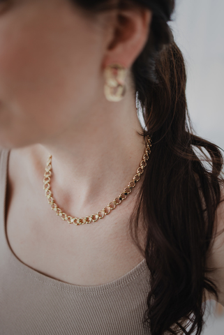 Колье  OLIVIA gold