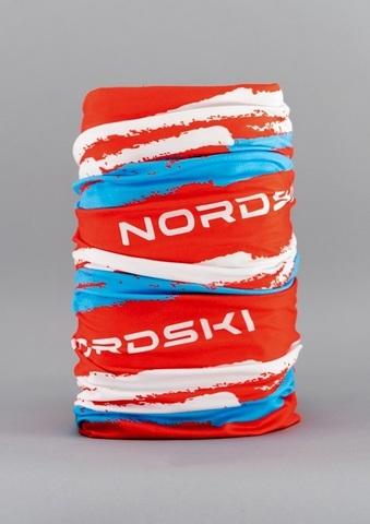 Баф Nordski Stripe Red/Blue