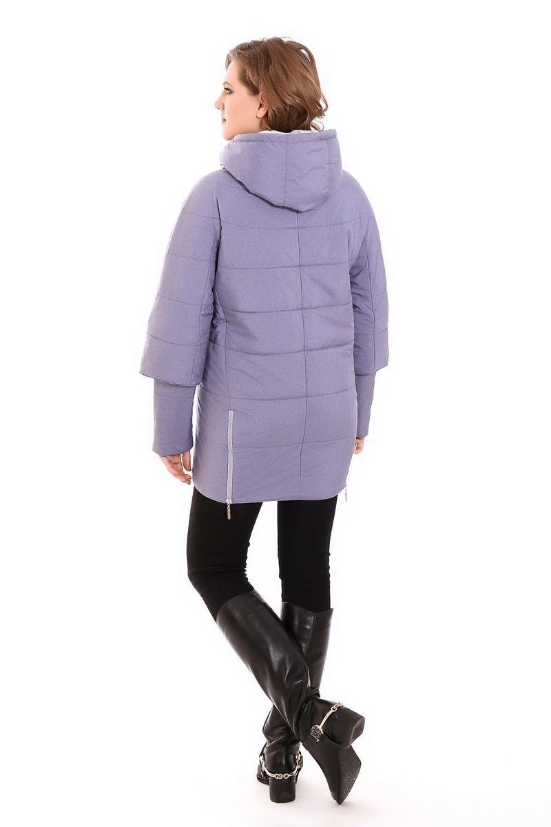 Куртка для беременных 08401 серый