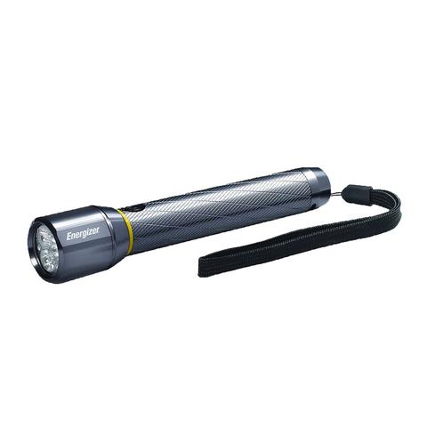 Фонарь светодиодный Energizer Metal Vision HD, 400 лм, 2-AA