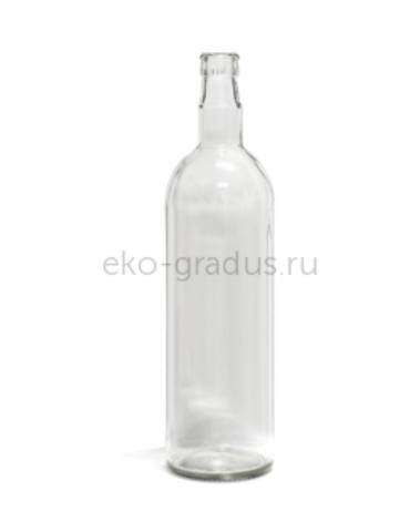 Бутылка 1л 12шт. (Гуала 58мм)