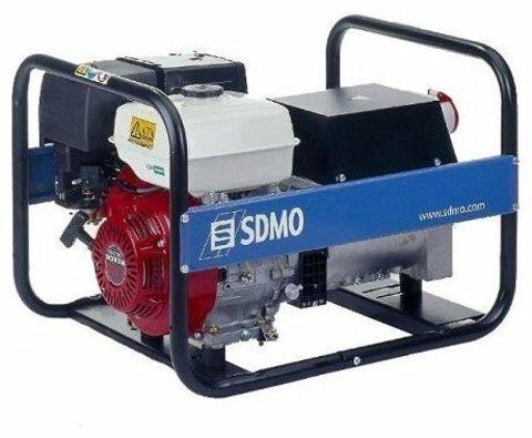 Кожух для бензинового генератора SDMO HX5000T (3200 Вт)