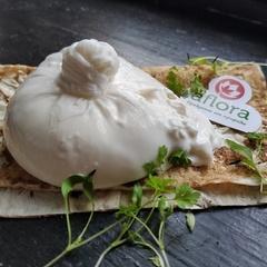 Сыр мягкий Буррата с трюфелем (Артизан) / 150 гр