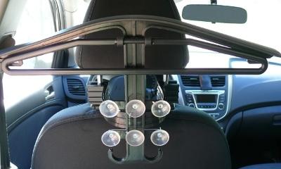 Вешалка автомобильная 4 в 1 SmartHanger