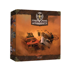 Badlands. Аванпост человечества