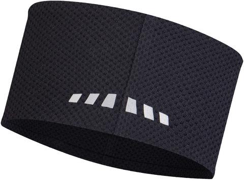Быстросохнущая повязка Buff Fastwick Headband R-Solid Black фото 2