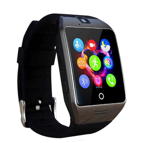 Умные часы/будильники Умные часы Smart Watch Q18 Q18S_black.jpg