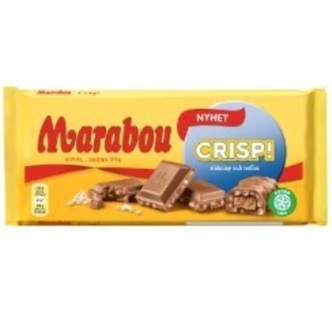 Marabou crisp 185 гр