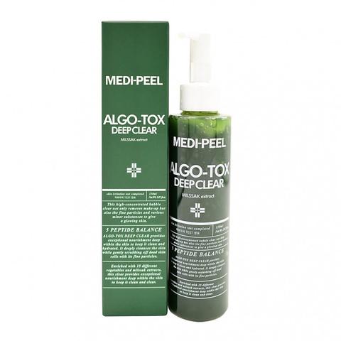 Гель для глубокого очищения кожи Medi-Peel Algo-Tox Deep Clear с эффектом детокса 150 мл