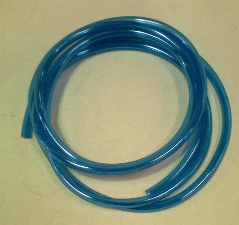 25500212 Шланг ПВХ 11/7мм, синий 50м