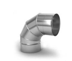 Отвод 90 TMF СУПЕР ф150, 0,8мм