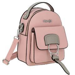 Рюкзак Dispacci розовый, модель 03