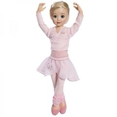ZAPF Игрушка Jolina Кукла Балерина, 34 см (876-015)
