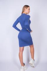 Платье оверсайз до колена недорого