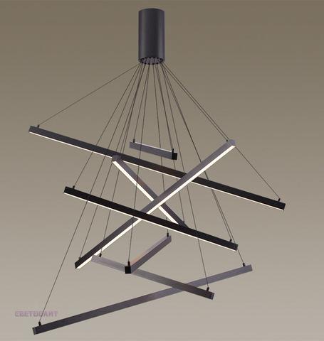 Подвесной светильник 3860/96B серии COMETA