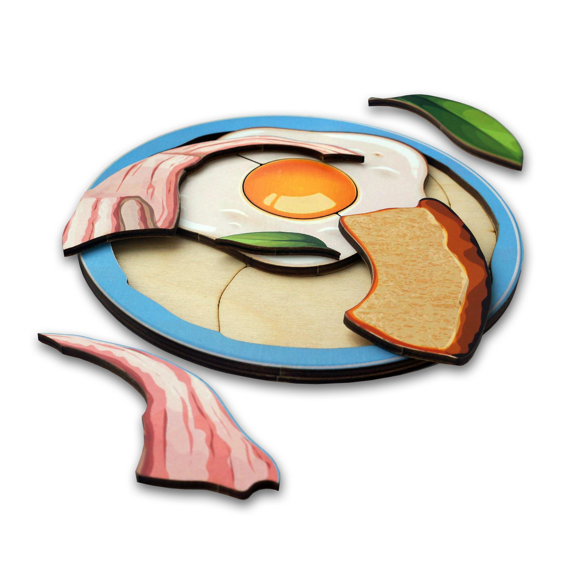 Вкладыш «Завтрак»