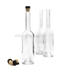 Бутылка Винный шпиль, 0,5 л.