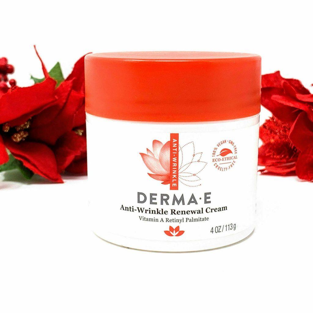Крем Derma E Anti-Wrinkle Renewal Cream  113 г.