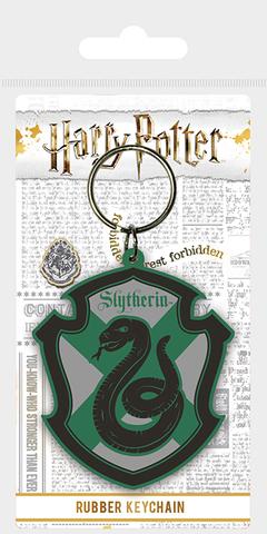 Брелок силиконовый «Гарри Поттер (Слизерин)»