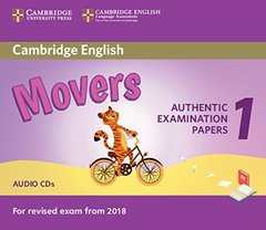 Movers 1 Audio CD!!! (New format)