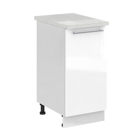Кухня Капля 3D Шкаф нижний С 400