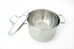 5096 FISSMAN Кастрюля для варки макарон 6,8 л / 24 см