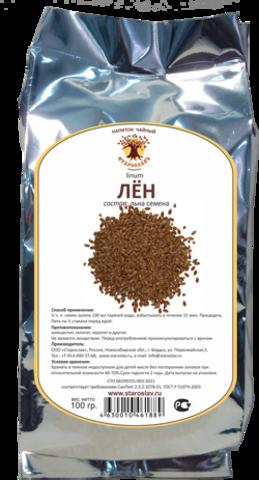 Лен семена 50 гр